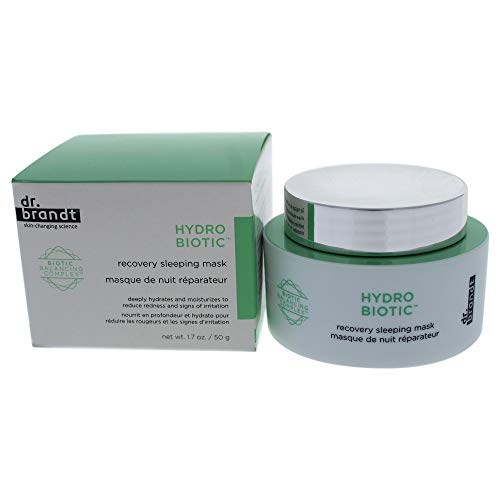 Dr. Brandt Hydro-biotic Recovery Sleeping Mask