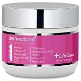 All In One Super Anti-Aging Cream for Face...