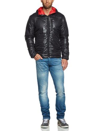 Maier Sports Veste pour Homme Primaloft Alpen 50/52 Noir - Noir