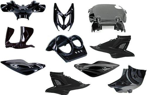 Innenraumverkleidung für TNT Verkleidungsteil für MBK Nitro 50-100 Yamaha Aerox 50-100 -