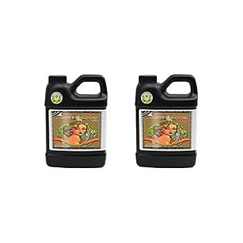 Advanced Nutrients 8560-15AB pH Perfect Sensi Bloom Coco Part A+B 4 Liter Brown/A