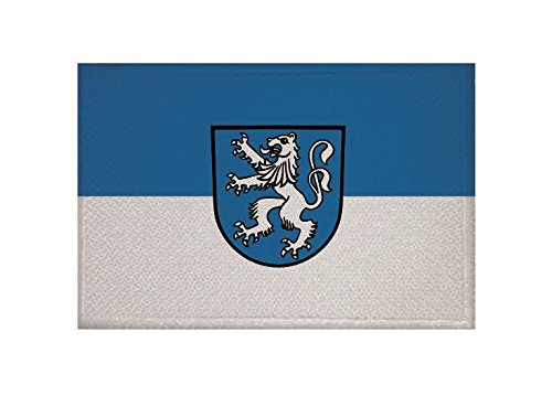 U24 Aufnäher Bonndorf im Schwarzwald Fahne Flagge Aufbügler Patch 9 x 6 cm