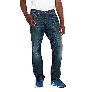 Levi's Men's 541 Athletic Fit Jean, Midnight, 36W x 36L