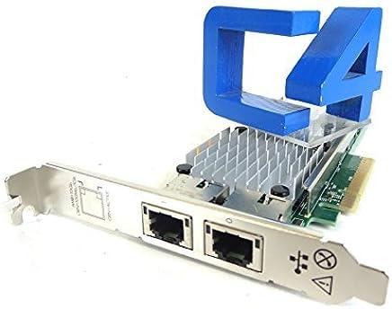 HPE ISS BTO 656596-B21 Ethernet 10Gb 2ポート 530T アダプター (認定整備品)