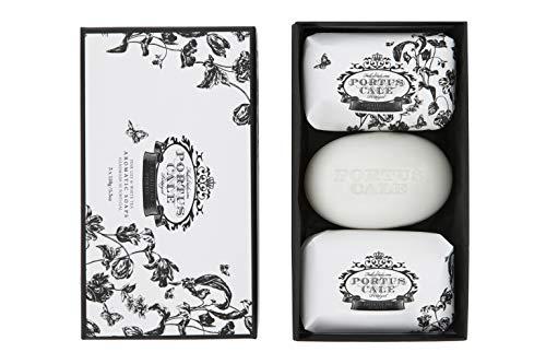 Portus Cale Portus Cale Floral Toile 3x150g Soap Set - 1 Unidad