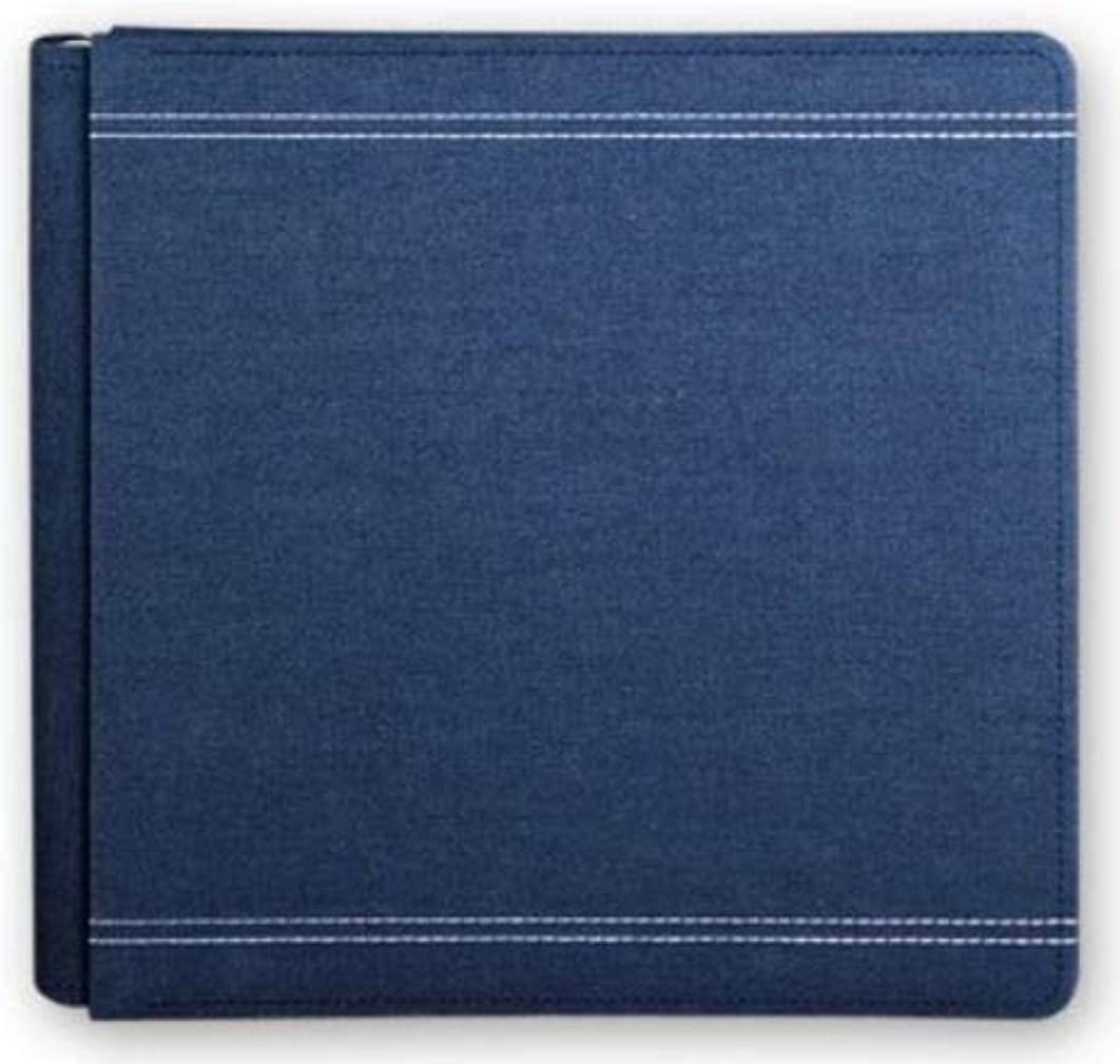 12 x 12 Denim Blues Specialty Album Coverset by Creative Memories