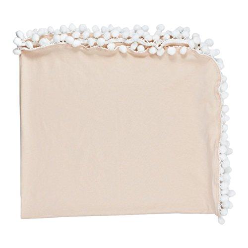D dolity Mull pañales pañales/plástico/algodón paños/pañuelos/Vómitos Baby beige