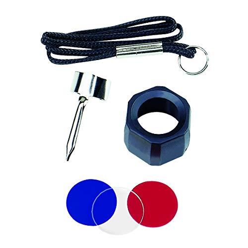 Maglite Pack d'accessoires pour lampe mini R6 Noir