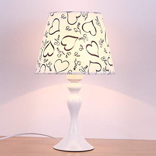 Bedlamp, slaapkamer, tafellamp, slaapkamerlamp, bedlampje, eenvoudig, modern, creatieve verduistering, studenten slaapkamerlamp, kleine tafellamp