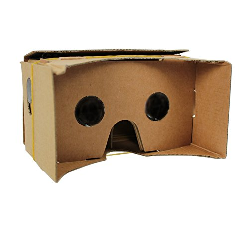 STYLETEC - DIY - Do it yourself 3D Virtual Reality Brille | VR Brille | Cardboard