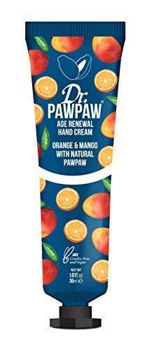 Dr.PAWPAW Age Renewal Hand Cream. Vegan and Cruelty Free Hand Cream,...