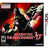 NEW Resident Evil: The Mercenaries (Videogame Software)