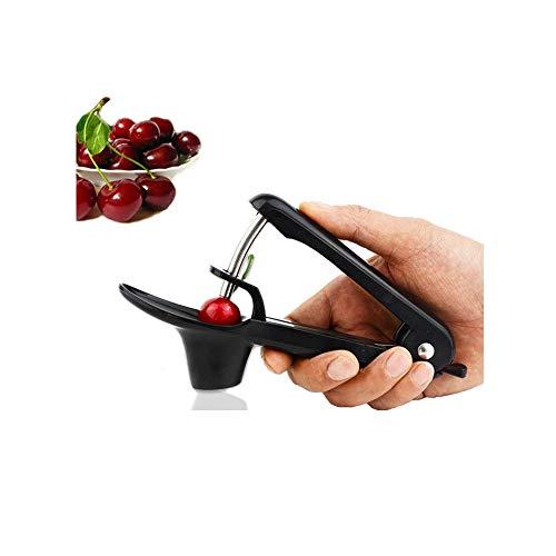 Cherry Pitter Tool,Olive Stoner Pitter Remove Tool Heavy Duty,Black