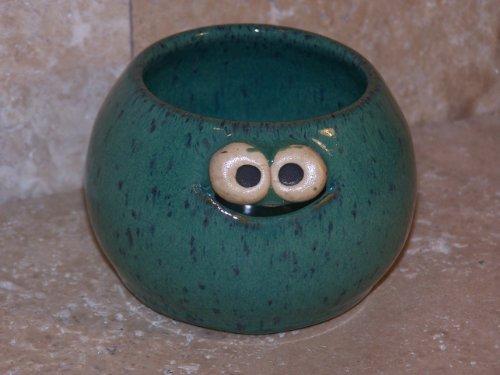 Green Egg Separator Stoneware Dinnerware