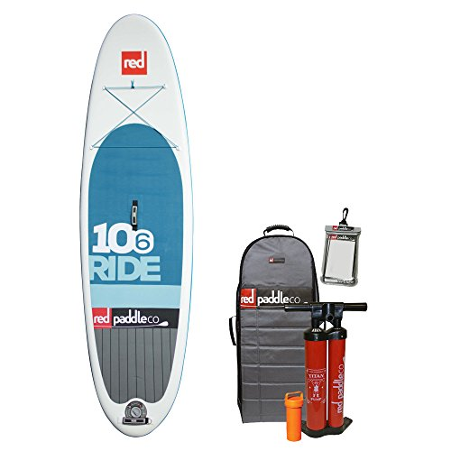 Red Paddle Co Ride 10'6' x 32' Tablas...