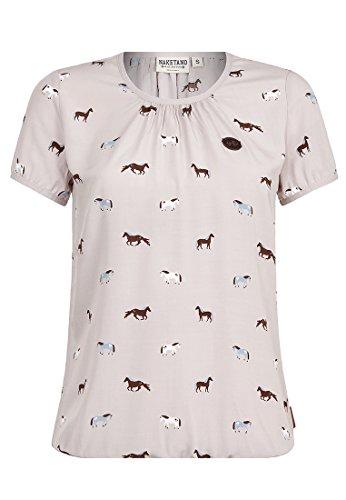 Naketano Damen T-Shirt Schmeckt T-Shirt