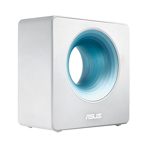 ASUS Wireless-AC2600 Dual-Band Wi-Fi Router, Concurrent AC2600 Powerful Wi-fi speed, Dual core CPU Enhanced Performance, IFTTT and Amazon Alexa Supported