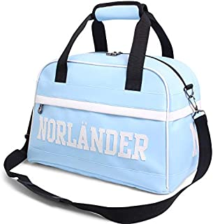 Norland - Mochila Retrobag Celebration (43 cm), azul (Azul) - 8423