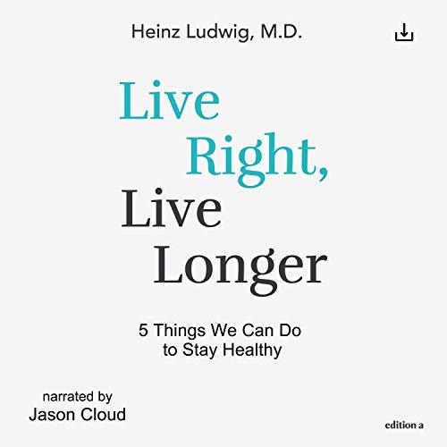 Live Right, Live Longer cover art