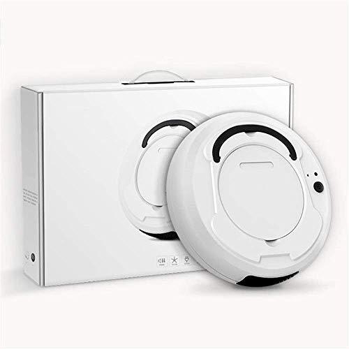 Inalámbrico aspirador del USB de carga inteligente Barrido Inteligente del aparato electrodoméstico de limpieza equipo de barrido de la máquina limpiador de vacío Negro Blanco Inicio profesional de la