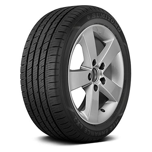 Sumitomo HTR Enhance LX2 All Season Radial Tire 235/45R18 98V Tire-235/45R18 104V