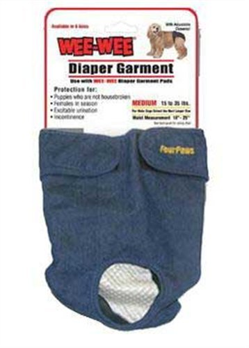 Four Paws Wee-Wee Extra Large Dog Diaper Garment