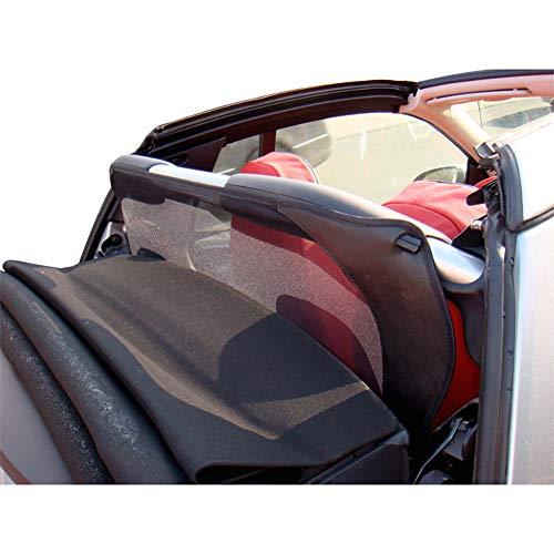 Windschott Weyer Basic Line kompatibel mit Smart Fortwo Cabrio A451 2007-