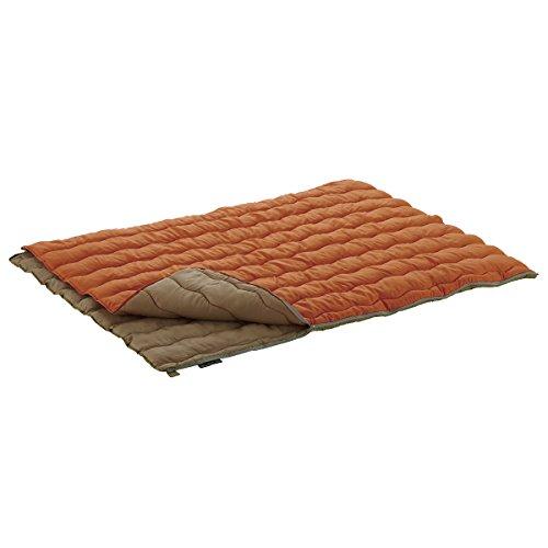 ロゴス シュラフ 封筒型 2個セット スリーピングバッグ 寝具 2in1 Wサイズ 丸洗い寝袋 2/ 2個組 連結OK ダブルサイズ 大型寝袋 丸洗いOK 適正温度2℃まで キャンプ アウトドア用品/72600680