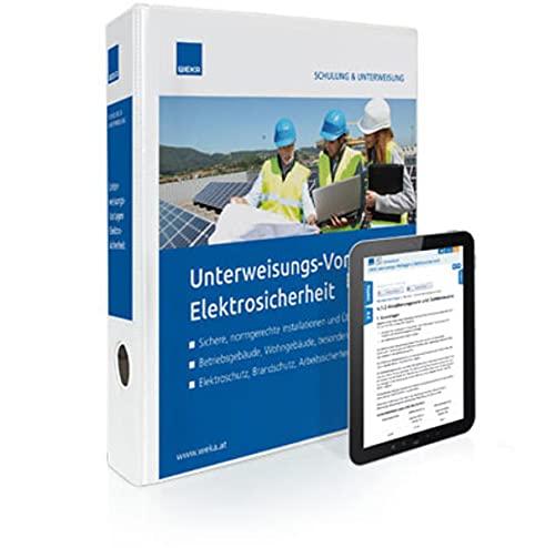 Unterweisungs-Vorlagen Elektrosicherheit: Fertige Schulungen für Ihre Planungs- und Montageteams!