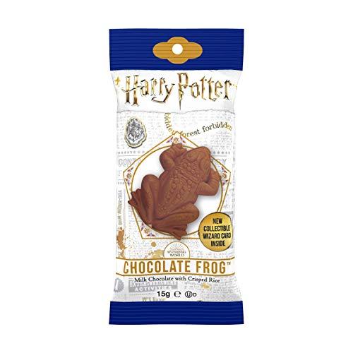 Jelly Belly Harry Potter Rana de Chocolate con Leche, 15 Gramo