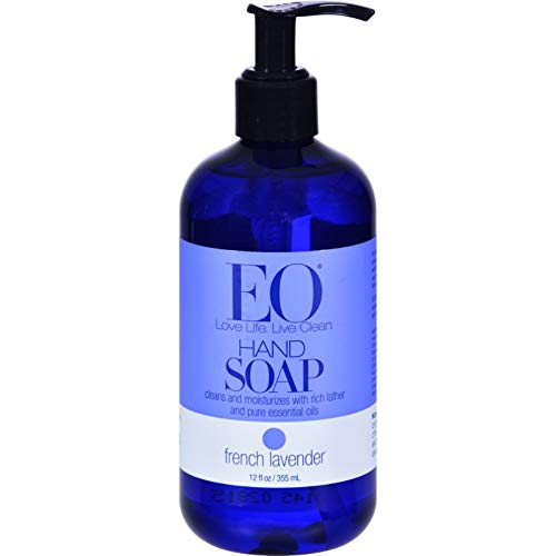 Eo Soap Hand French Lavender