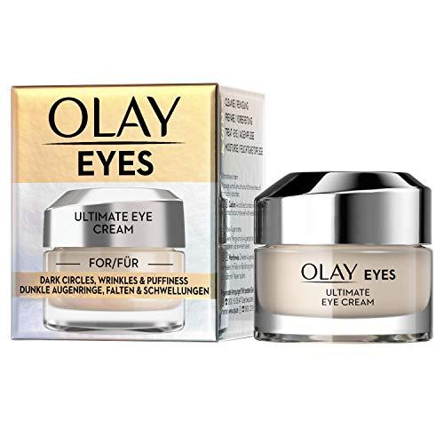Olay Eyes Ultimate Augencreme mit Niacinamid, 15 ml