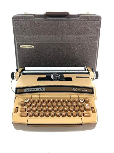 ALE E COMMERCE Macchina da Scrivere Elettrica Smith Corona SCM Coronet Super 12