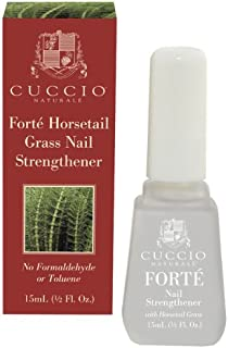 Cuccio Forte Horsetail Nail Strengthener, 0.5 Ounce