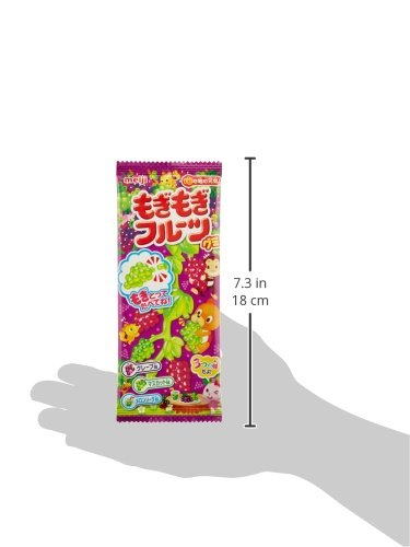 明治 もぎもぎフルーツグミ 22g [3578]