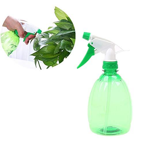 yinyinpu Flacon Spray Vide Spray Vide De Nettoyage Pulvérisateur à Gâchette Ménage Vaporisateur Liquide Vaporisateur Pulvérisation Saupoudrer Bouteille Green