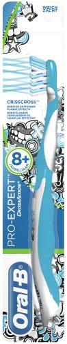 Oral-B Pro Expert Cross Action, Zahnbürste, ab 8 Jahre, 3er Pack (3 Stück)