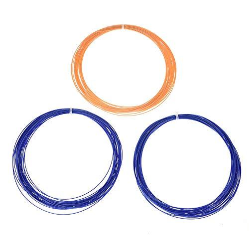 Professionelle Badminton-Saite der Nationalmannschaft Langlebiges Netz Zufällige Farbe Lieferung Abstoßungsleitung