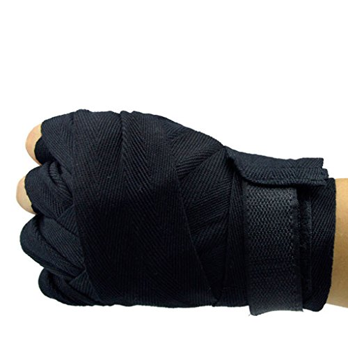 Haptian 5M boksen vuist binnenste hand wraps gewatteerde verbanden MMA Muay Thaise pols bescherming
