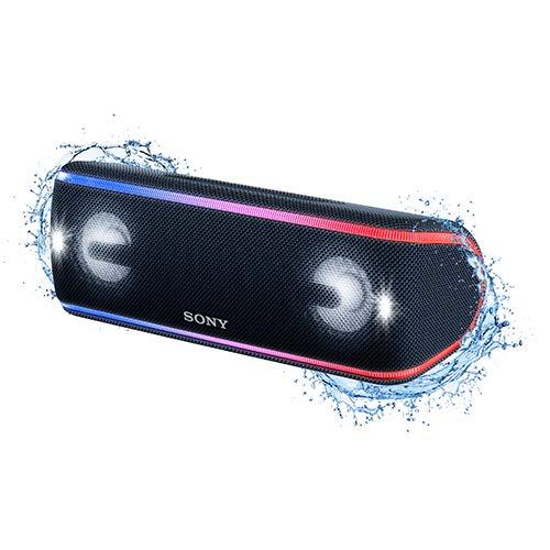 Caixa de Som sem Fio, Sony, SRS-XB41/BC BR4, Preto, Grande