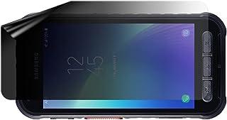 Celicious Privacy Lite (Landscape) 2-Way Anti-Glare Anti-Spy Filter Screen Protector Film Compatible with Samsung Galaxy X...