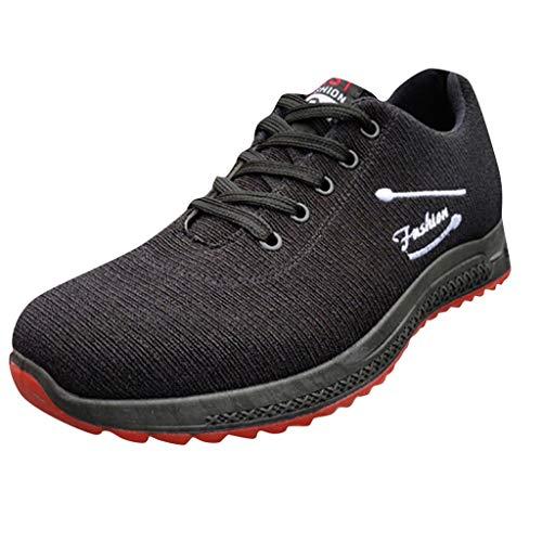 potente para casa ZARLLE_ Zapatillas de deporte para hombre Zapatillas de deporte de malla informales Zapatillas deportivas para hombre …