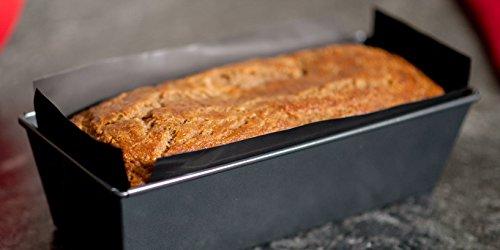 COOKINA Cuisine & ParchAluminum Lot de feuilles de cuisson antiadhésives - 16