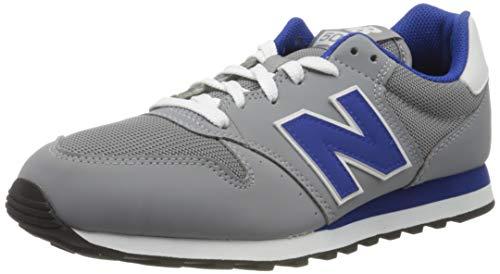 New Balance Herren 500 Sneaker, Grau (Grey TRS), 44 EU
