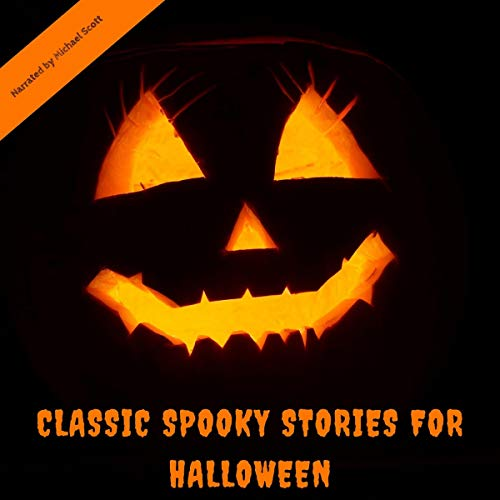 Classic Spooky Stories for Halloween audiobook cover art