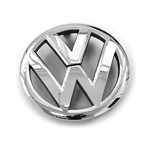 Emblem vorn Kühlergrill Logo Zeichen chrom 5K0853601FULM