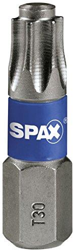 SPAX BIT T-STAR plus T30, 6,4 x 25 mm, 5 Stück in der Dose, 5000009182309