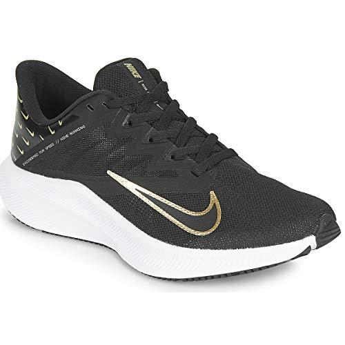 Nike Scarpa Quest 3 Prm 001 Black/White, 40