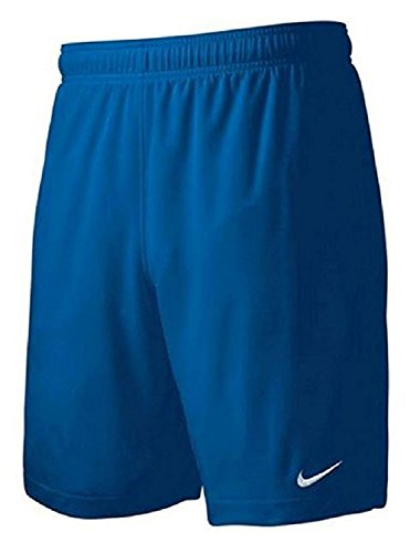 Nike Men's Team Equalizer Soccer Shorts, Royal, Medium