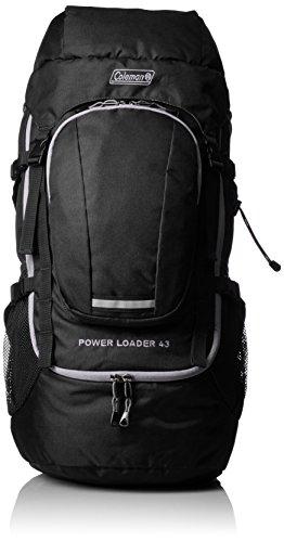 [コールマン] リュックサック パワーローダー43(ブラック) TREKKING ブラック F